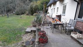 Alison Bockh Garden Design and Landscaping - North Devon -Patio in need of work
